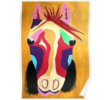 Painted Pony Poster