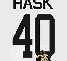 Tuukka Rask - Boston Bruins by noellebrion