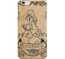 Mermaid Tarot: Temperance iPhone Case/Skin