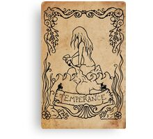 Mermaid Tarot: Temperance Canvas Print