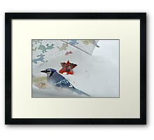 Know When To Fold 'Em Framed Print
