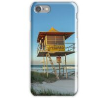 Keeping Watch - Gold Coast Qld Australia iPhone Case/Skin