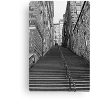 Warriston Close Canvas Print