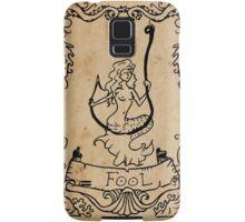Mermaid Tarot: The Fool Samsung Galaxy Case/Skin