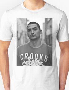 Mic Righteous Black/white  T-Shirt
