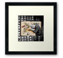 Zen 2 Framed Print