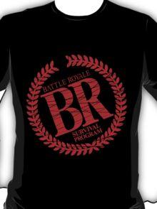 Battle Royale - Survival Program T-Shirt