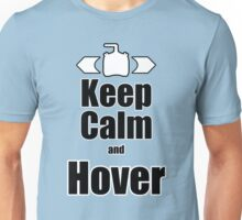 RC-Keep Calm Hover Unisex T-Shirt
