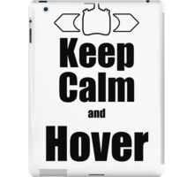 RC-Keep Calm Hover iPad Case/Skin