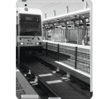 Watching for Trains  iPad Case/Skin