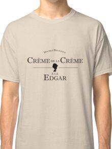 Crème de la Crème a la Edgar Classic T-Shirt