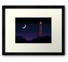Night Call Framed Print