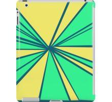 multicolor crash iPad Case/Skin