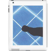 Blue Guy iPad Case/Skin