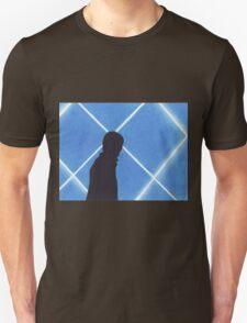 Blue Guy Unisex T-Shirt