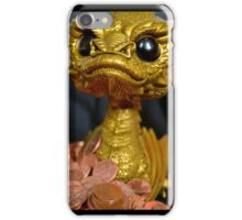 Golden Smaug Funko Pop  iPhone Case/Skin