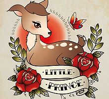 Little Prince by Cale Lobba