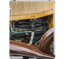 Auburn 12 iPad Case/Skin