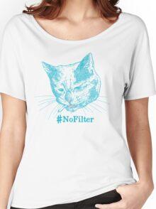 No Filter Women's Relaxed Fit T-Shirt