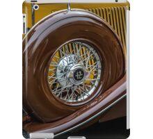 Auburn 12 Spare Tire iPad Case/Skin