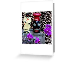 Mixed Marriage Greeting Card