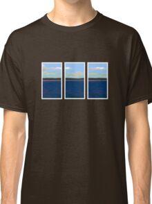 Ocean View - Triptych Classic T-Shirt