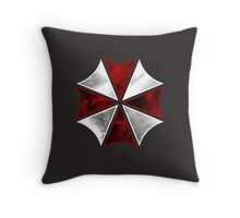 Resident Evil 2 Throw Pillow