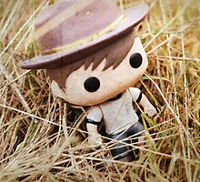 Carl Grimes by Imperill