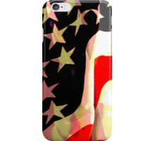 Flag Poster iPhone Case/Skin