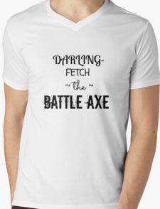 DFTBA  Mens V-Neck T-Shirt