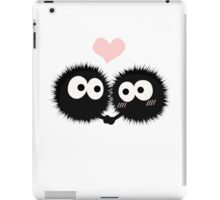 Be My Soot Sprite iPad Case/Skin