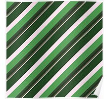 Pink Roses in Anzures 1 Stripes 5D Poster