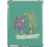 Yarn Bulbasaur iPad Case/Skin