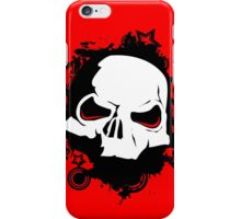 Evil Skull iPhone Case/Skin