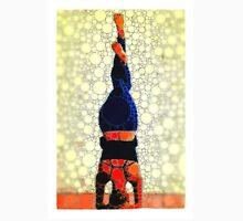 Yoga art 1 Unisex T-Shirt
