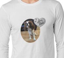 I Love Lucie Long Sleeve T-Shirt