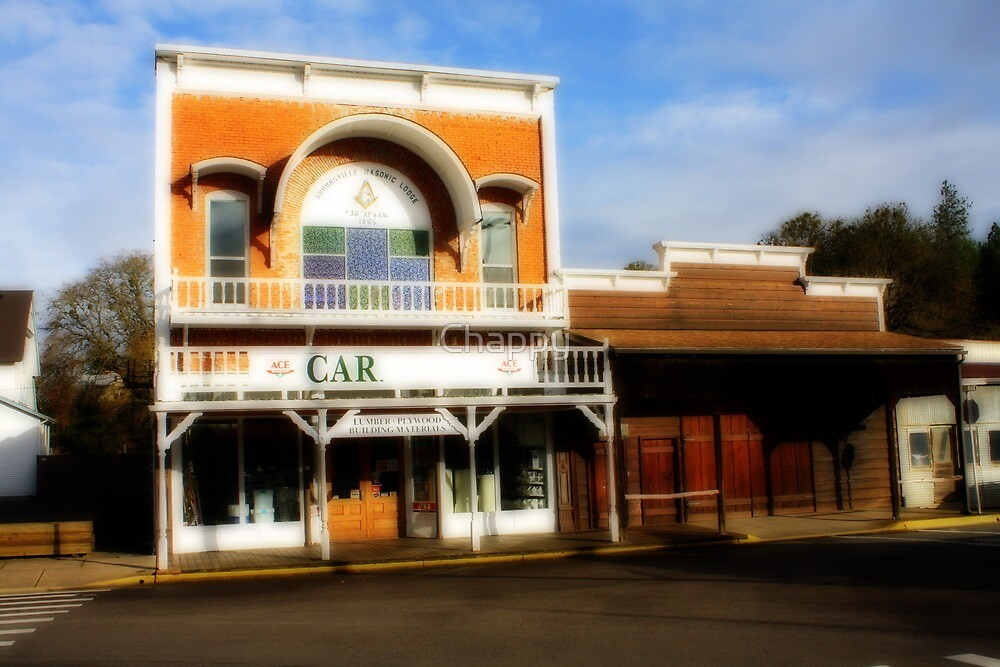 History in Brownsville by Chappy