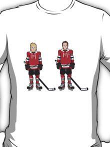 Hawks - Kane and Toews T-Shirt