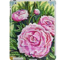 Pink Peony iPad Case/Skin