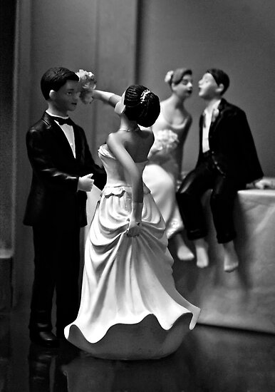 Wedding Party by ronda chatelle