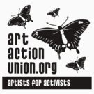 Official Art Action Union Merchandise - Tshirt by Art Action  Union