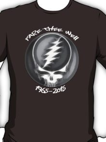 "Grateful Dead ""Fare The Well"" 50th Anniversary Steal Your Face T-Shirt"