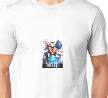 The Smash Bro Gods Unisex T-Shirt