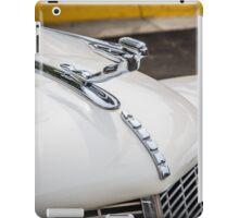 Auburn Logo & Hood Ornament (Flying Lady) iPad Case/Skin