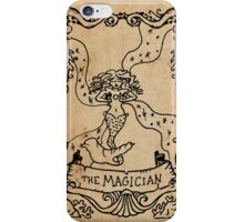 Mermaid Tarot: The Magician iPhone Case/Skin