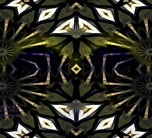 Grille, an art card by Dayonda