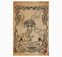Mermaid Tarot: The Magician by SophieJewel