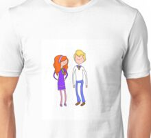 Mystery Inc in Ooo Unisex T-Shirt