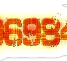 Steins Gate Sticker