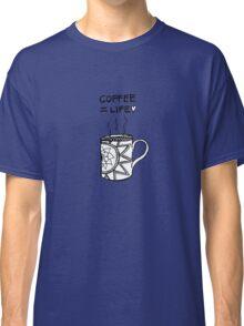 Coffee lovin' Classic T-Shirt